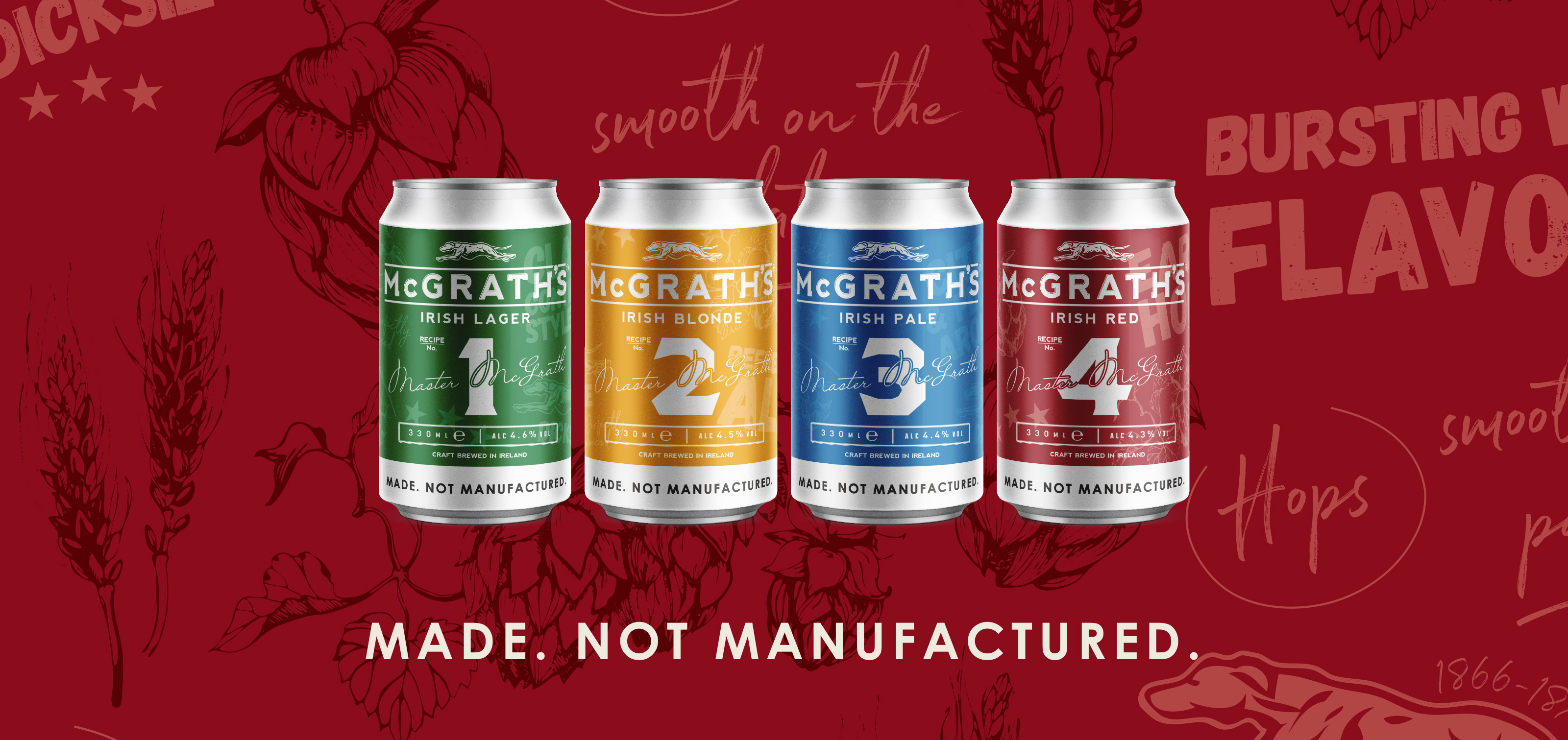 McGraths Craft Beer