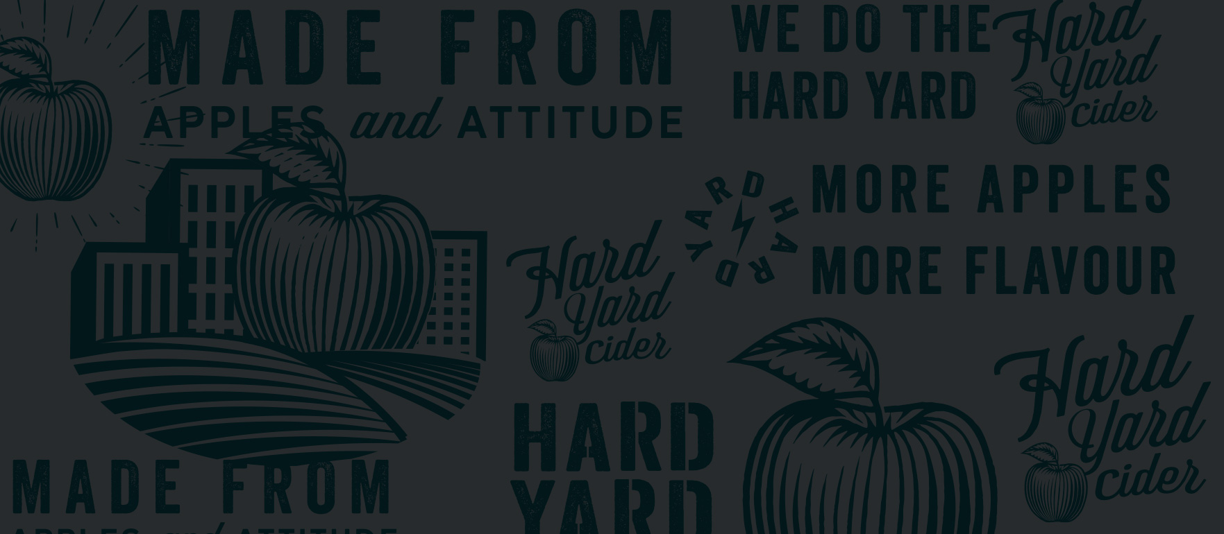 Background Hard Yard Cider
